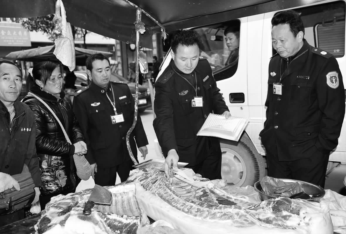 隆回县方法桥镇瘦身肉食品安全卫生大v方法金石高品质开展健康图片