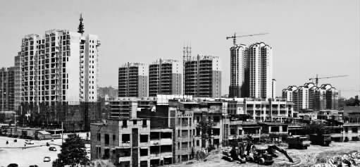 商品房建筑规模扩大