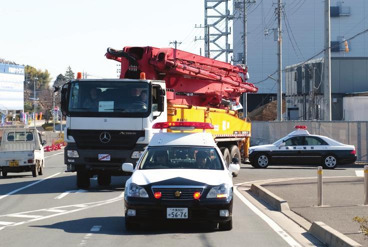 日本福岛第一核电站发生核泄漏事故后,中国三一重工