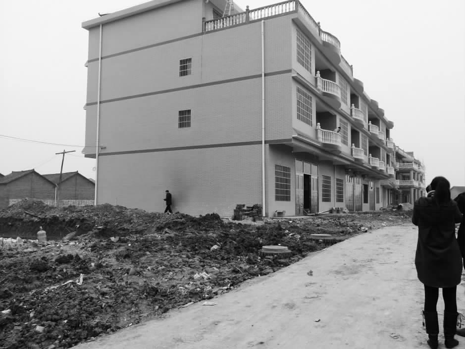 邵东农村房子图片